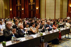 Gần 400 đại biểu quốc tế dự hội nghị các trường đại học mở châu Á