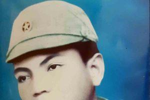 Đồng chí Nguyễn Đức Sào khi hy sinh an táng tại Cứ d26 (Phước Long)