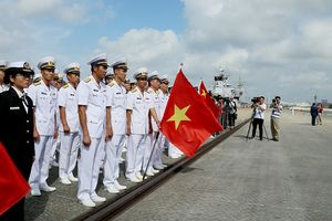 Khai mạc Diễn tập hàng hải Asean-Trung Quốc năm 2018