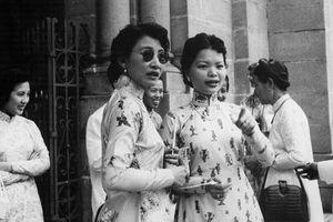 Việt Nam xưa dung dị qua bộ ảnh đậm chất phim cổ điển