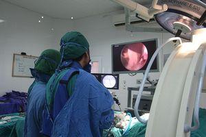 Quảng Ninh: Điều trị thành công gần 20 bệnh nhân bị thoát vị đĩa đệm nhờ phương pháp mới