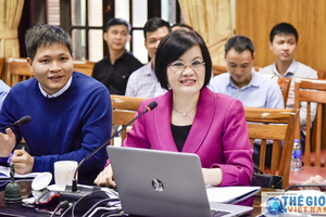 Đoàn thanh niên Bộ tổ chức Tọa đàm 'Ngoại giao thời đại công nghệ số'