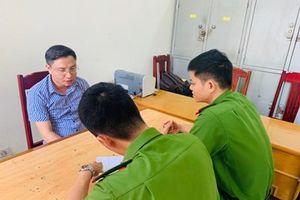 Thanh Hóa: Bắt quả tang đối tượng lợi dụng danh nghĩa phóng viên tống tiền doanh nghiệp