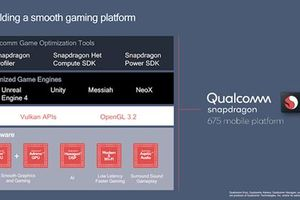 Qualcomm giới thiệu chip tầm trung Snapdragon 675