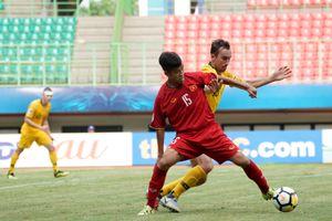 Mong manh bóng đá trẻ Việt Nam!