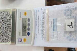 Bắt vụ vận chuyển thuốc lắc lớn nhất từ trước đến nay tại Nam Định
