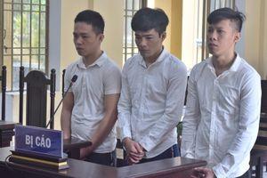Giấu ma túy trong xe đồ chơi trẻ em rồi gửi từ TP.HCM về Quảng Nam