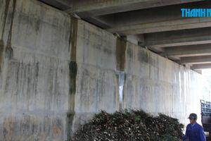 Cận cảnh những cây cầu thấm dột trên cao tốc 34.000 tỉ 'mới đi đã hỏng'