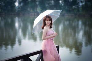 Nhan sắc cuốn hút của cựu VĐV wushu Nguyễn Mai Phương