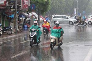 Thời tiết hôm nay 24/10: Hà Nội mưa rào vài nơi
