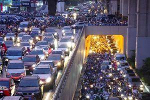 Hà Nội: Ùn tắc 'đốt' 1,2 tỷ đô la mỗi năm