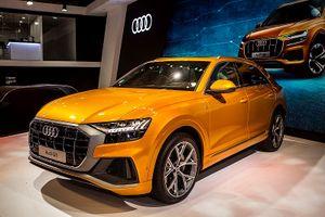 Audi ra mắt 2 mẫu xe mới Audi A7 Sportback và Audi Q8 tại VMS 2018