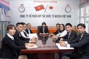 Công ty Cổ phần hợp tác quốc tế MIYATA không có giấy phép XKLĐ?