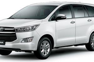 Toyota giới thiệu Innova phiên bản cải tiến 2018