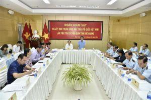 Hải quan Kiên Giang đã góp phần cải thiện môi trường đầu tư kinh doanh tại địa phương