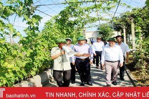Quảng Bình ấn tượng kết quả xây dựng nông thôn mới của Hà Tĩnh