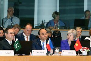 Việt Nam đề xuất gì khi đăng cai Hội nghị Tổng cục trưởng ASEM 13?