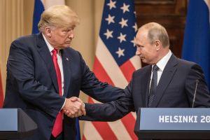 Tổng thống Trump tuyên bố sẵn sàng gặp người đồng cấp Nga Putin trong tháng 11
