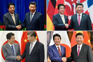 Mỹ là nguyên nhân Trung Quốc, Nhật Bản xích lại gần nhau