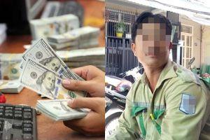 Đổi 100 USD bị phạt 90 triệu đồng: Anh thợ điện nói gì?