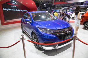 Honda giới thiệu phiên bản thể thao HR-V Mugen tại VMS 2018