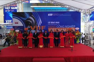 Hội chợ quốc tế hàng công nghiệp Việt Nam 2018 tìm kiếm cơ hội hợp tác kinh doanh cho doanh nghiệp