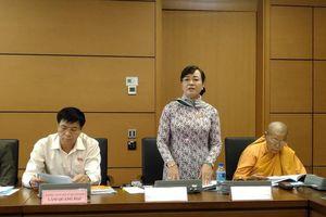 Bà Nguyễn Thị Quyết Tâm nói gì việc nữ cử tri ném giày?