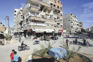 Syria tiến hành rà phá bom mìn xung quanh Damascus