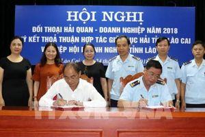 Gỡ khó cho doanh nghiệp xuất nhập khẩu tại Lào Cai