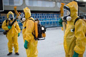 Virus Zika bùng phát ở khu vực tây bắc Ấn Độ