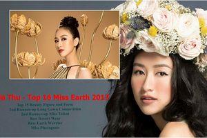 Á hậu Hà Thu nhắn nhủ Phương Khánh: 'Để chọn ra ngôi vị tại Miss Earth…không chỉ là các huy chương'