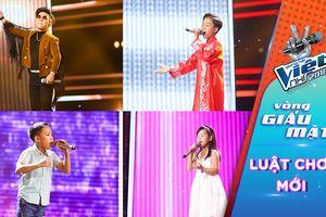 Bất chấp 'sứt mẻ tình cảm', các vị HLV The Voice Kids 2018 vẫn 'chặn' và 'khóa âm' nhau vì những gương mặt nhí này!