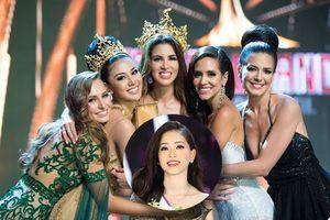 Miss Grand International - Cuộc thi Phương Nga đang chinh chiến 'danh giá' đến cỡ nào?