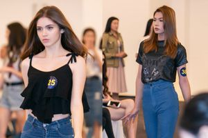Dàn mẫu ngoại quốc, mẫu phi giới tính đồng loạt 'đổ bộ' show trang sức lớn nhất Việt Nam