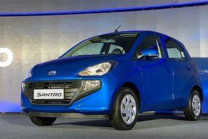 Ra mắt Hyundai Santro 2019 giá từ 123 triệu