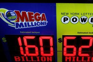 Giải độc đắc xổ số Mega Millions lập kỷ lục lịch sử với 1,6 tỷ USD