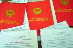 Cơ quan nào có thẩm quyền đính chính sổ đỏ sai tên người sử dụng đất?