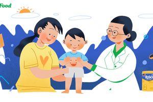 Muốn chăm con khỏe mạnh từ nhỏ, hãy bắt đầu từ hệ tiêu hóa!