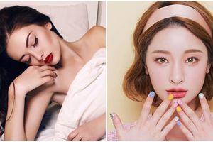 Những sai lầm tai hại của make up khiến làn da 'khóc thét' vì nổi mụn chi chít