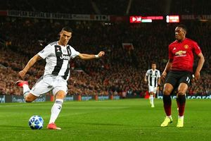 Ronaldo không ghi bàn - MU vẫn dễ dàng bị Juventus đánh bại