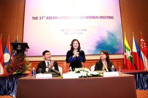 Hợp tác, hướng tới tương lai tốt hơn cho phụ nữ trong toàn khu vực ASEAN