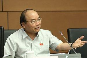 Thủ tướng: Muốn phát triển phải có ý chí dân tộc mạnh mẽ hơn