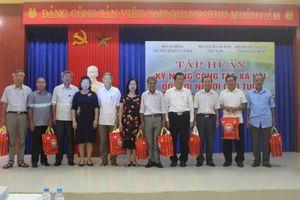 Quảng Bình: Tập huấn kĩ năng công tác xã hội đối với người cao tuổi