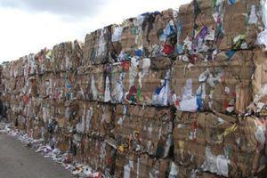 Khó nhập khẩu phế liệu giấy, ngành giấy 'cầu cứu' Bộ trưởng Bộ Tài nguyên Môi trường