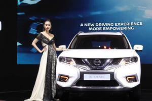 Gian hàng của Nissan Việt Nam tại triển lãm VMS 2018 có gì đặc sắc?