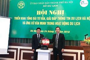 Hà Nội lập tổng đài 1800556896 nhằm hỗ trợ khách du lịch