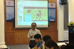 Tập huấn báo chí tăng cường nhận thức về giá trị của báo cáo phát triển bền vững