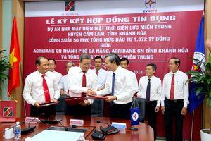 Đầu tư xây dựng Dự án Nhà máy điện mặt trời Điện lực miền Trung