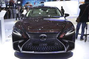 Lexus mang gì tới triển lãm ô tô Việt Nam 2018?