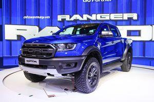 Chi tiết siêu bán tải Ford Ranger Raptor giá 1,198 tỷ đồng tại Việt Nam
